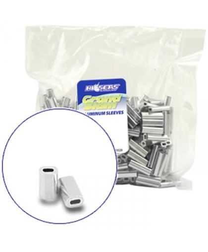 Hi-Seas Grand Slam Aluminum Sleeves 1,0 mm #I - 10 pcs.