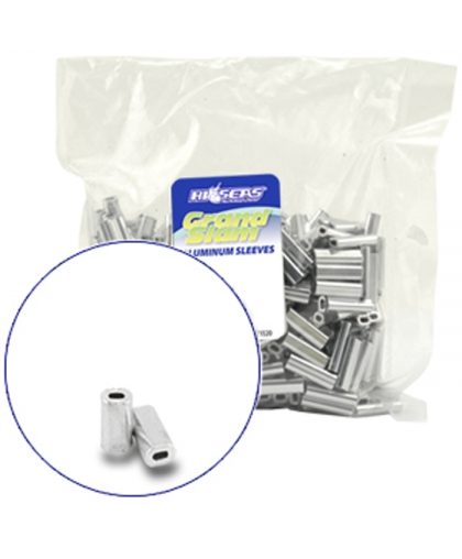 Hi-Seas Grand Slam Aluminum Sleeves 0,8 mm #J - 10 pcs.