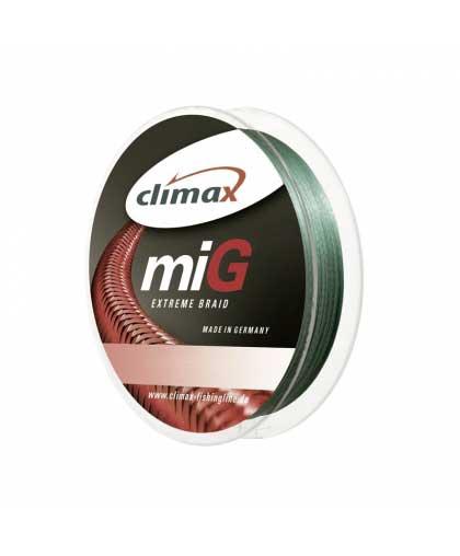 Шнур Climax MIG Braid NG 135 mm 0,28 mm #Green