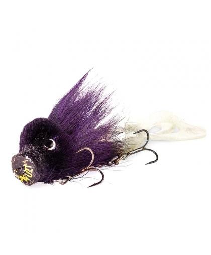 Бактейл CWC Miuras Mouse Shallow 23 cm 95 g #004-Purple Heart