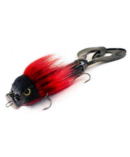 Бактейл CWC Miuras Mouse Shallow mini 20 cm 60 g #012-Dracula
