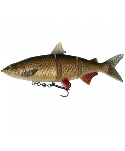 DAM Effzett Natural Whitefish SL 140 mm #Chub
