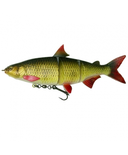DAM Effzett Natural Whitefish SL 140 mm #Rudd