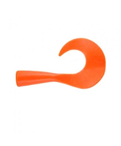 Набор хвостов Strike Pro Wolf Tail EG-159T #Orange