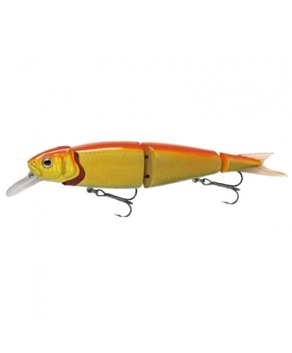Savage Gear 4Play Herring Lowrider 13 cm #20-Fluo Orange&Gold