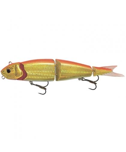 Savage Gear 4Play Herring Swim&Jerk 13 cm #20-Fluo Orange&Gold
