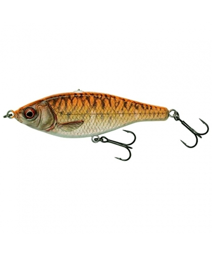 Воблер Savage Gear 3D  Roach Jerkster 115mm 39g 06-Gold Fish