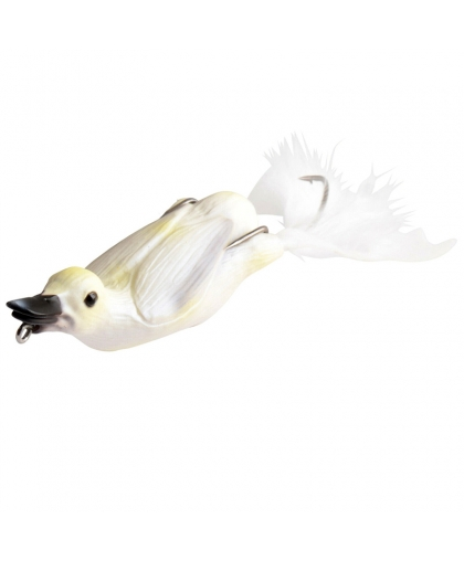 Savage Gear 3D Hollow Duckling weedless L 100F 04-White