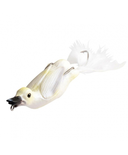 Воблер Savage Gear 3D Hollow Duckling weedless L 100F 04-White
