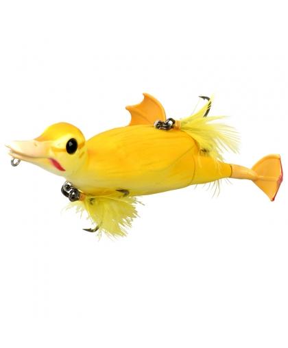 Воблер Savage Gear 3D Suicide Duck 150F 02-Yellow