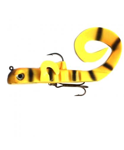Виброхвост Rapture Dancer Creature Shallow Diver 15 cm #Bloody Tiger