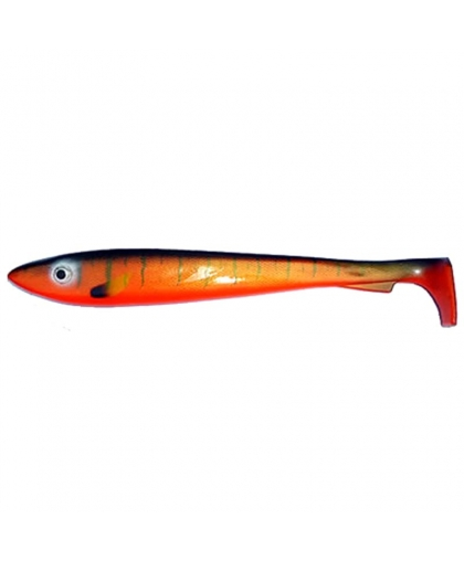 Виброхвост Svartzonker Flash Series The Pelagic McRubber 29 cm #Red Tiger
