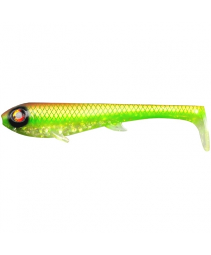 Виброхвост Easfield Wingman Downsizer 17 cm #Banancola Clearwater (000)