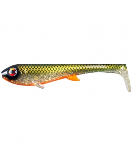 Виброхвост Easfield Wingman Downsizer 17 cm #Sparkle Olive Bream (048)