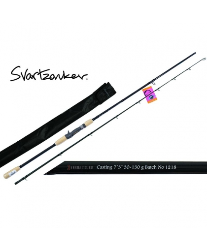 Спиннинг Svartzonker Black Series Pro Jerk&Twitch 7'3 30-130g 2.21м