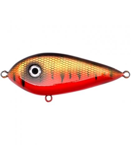 Воблер Svartzonker Squarepusher 11 cm #C4-Red Tiger