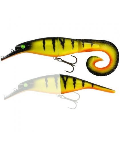 Воблер Westin Platypus Teez Tail 16 cm #Fire Perch